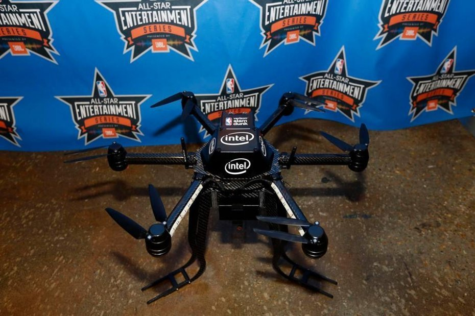 Dunk Drone 14