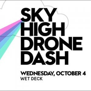 W DRONE DASH LIVE BROADCAST