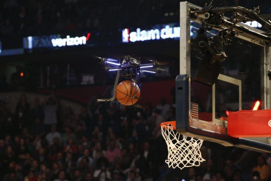 Dunk Drone 08