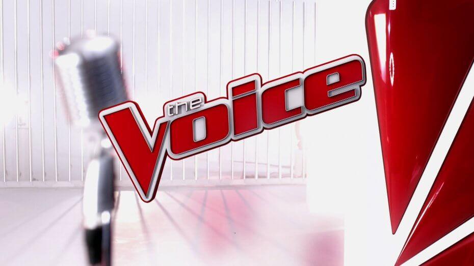 NBC - The Voice Promo