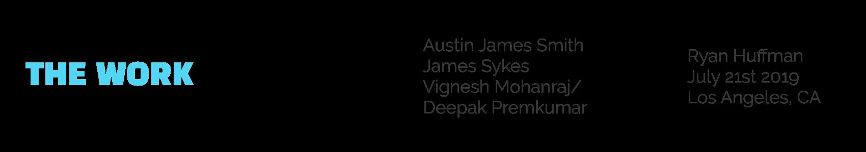 Portfolio LAD creators Starset music video 2019