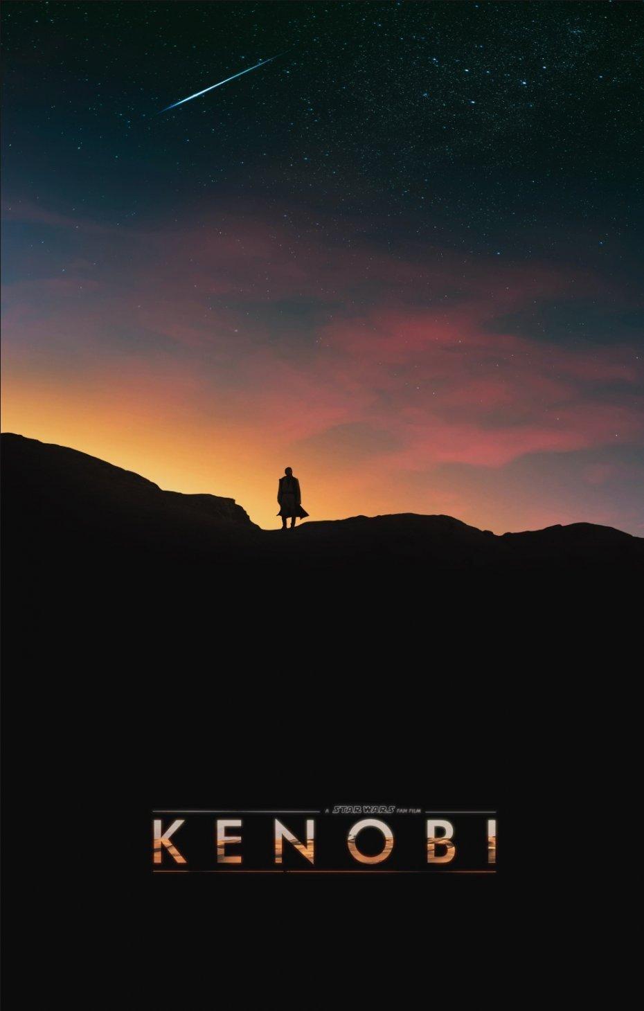 Kenobi - Fan Film Poster 01