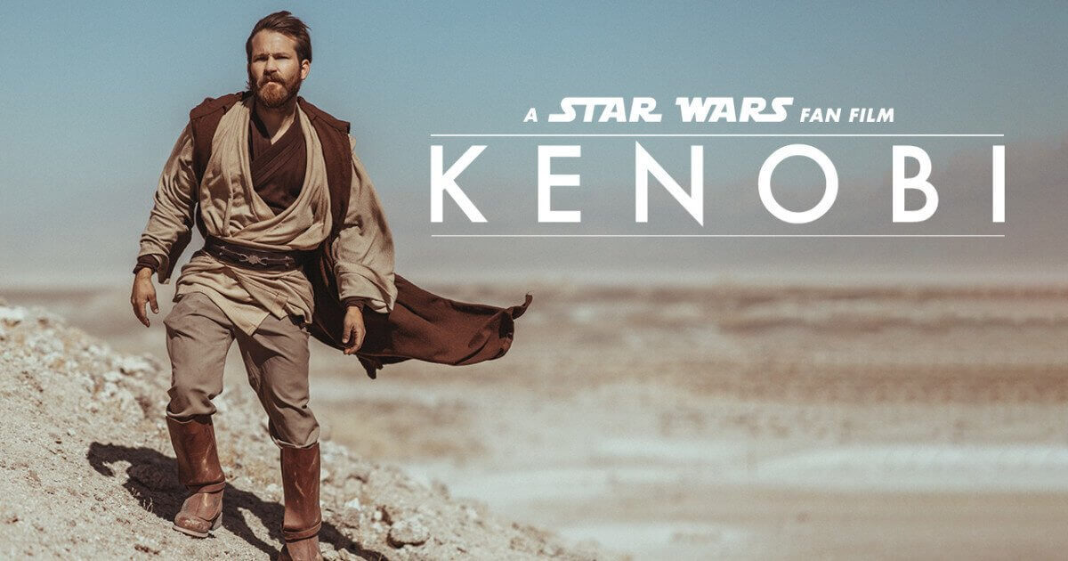 Kenobi - Fan Film Poster